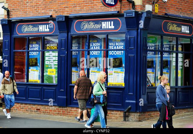 william hill stock