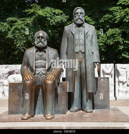 """the views of marx and engels in the germany ideology Learn more about the reach and influence of his theories in this video  in 1848,  marx and fellow german thinker friedrich engels published """"the communist."""