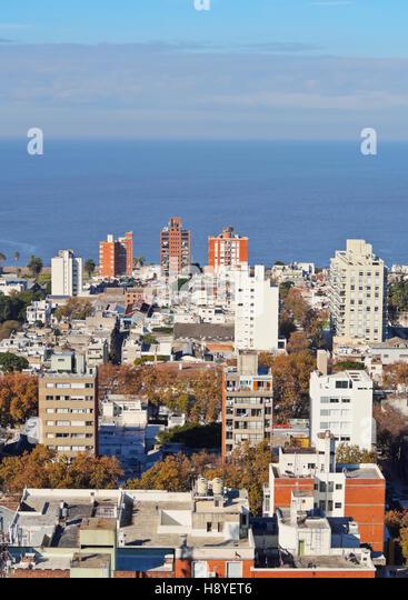 Uruguay cityscape stock photos uruguay cityscape stock for Intendencia maldonado