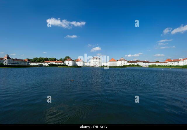 East Side München nymphenburg palace stock photos nymphenburg palace stock images alamy