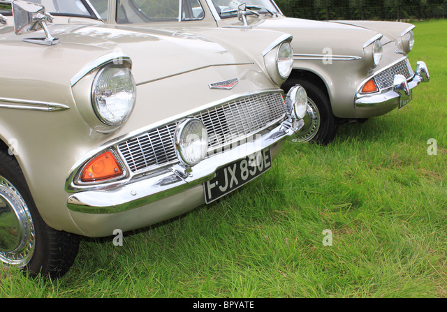 Classic Car Ford Anglia Stock Photos Classic Car Ford Anglia