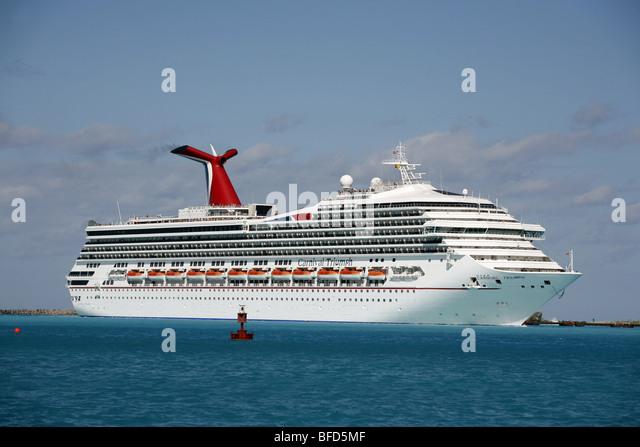 Carnival Cruise Ship Triumph Stock Photos Amp Carnival Cruise Ship Triumph Stock Images Alamy