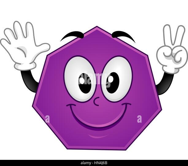 Common Worksheets shapes heptagon : Heptagon Shapes Stock Photos & Heptagon Shapes Stock Images - Alamy