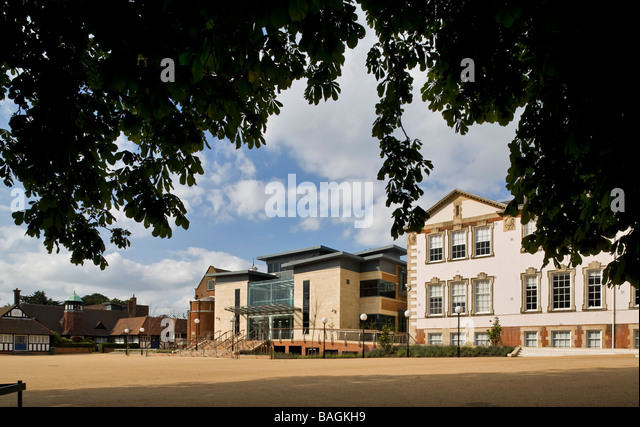 Mill hill london stock photos mill hill london stock images alamy for Weston favell academy swimming pool