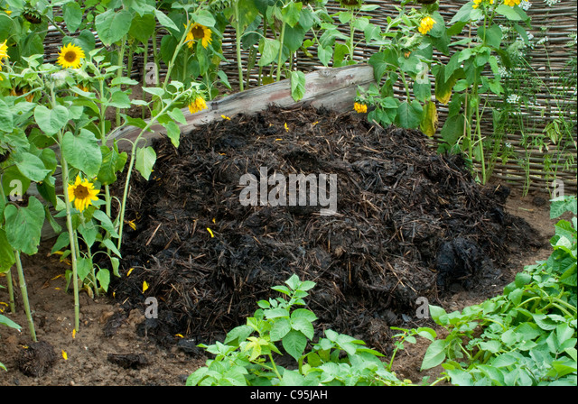 Composted Stock Photos Composted Stock Images Alamy