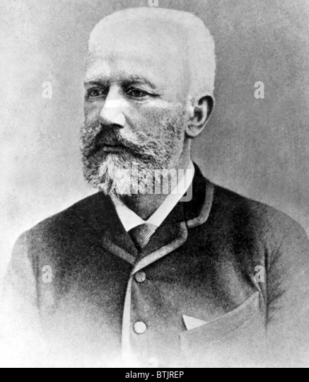 a biography of pyotr ilyich tchaikovsky a russian composer Pyotr ilyich tchaikovsky would have been 170 today and to mark the day,  google has created a doodle in the composer's honour.