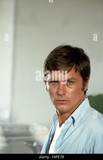 La piscine stock photos la piscine stock images alamy for Alain delon la piscine