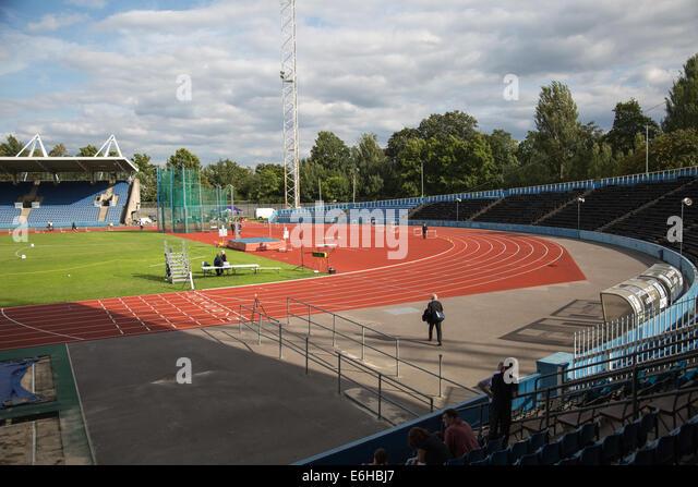 crystal palace athletics stadium stock photos crystal. Black Bedroom Furniture Sets. Home Design Ideas