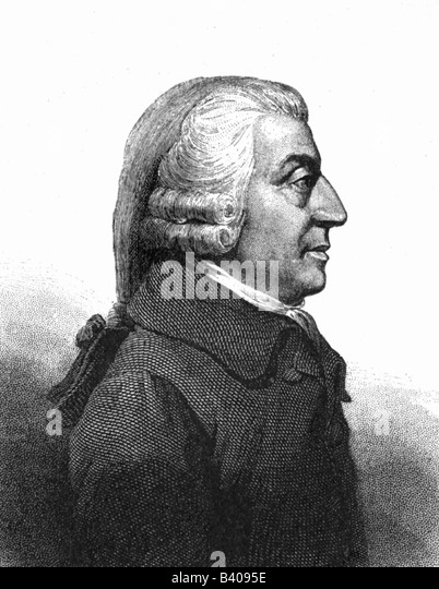 """adam smith 5 In the wealth of nations, published in 1776, adam smith famously argued that   5 for discussion in this journal of the context for the """"invisible hand"""" in the."""