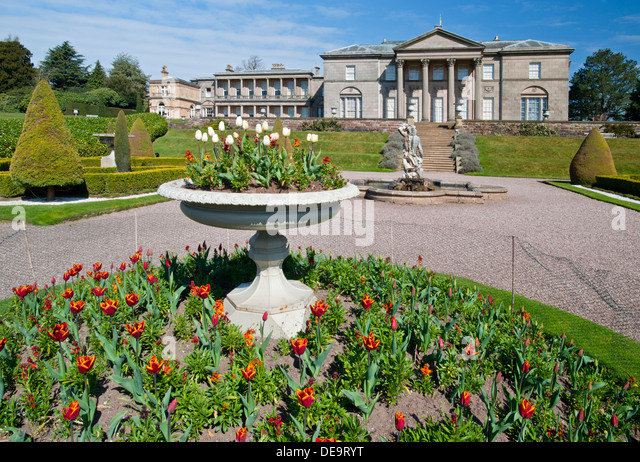 Tatton hall stock photos tatton hall stock images alamy for Garden design knutsford