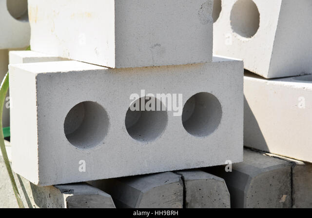Aluminum Silicate Bricks : Calcium silicate stock photos