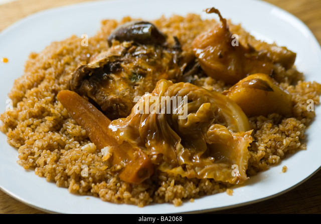 Tiebou stock photos tiebou stock images alamy for Rice dishes with fish