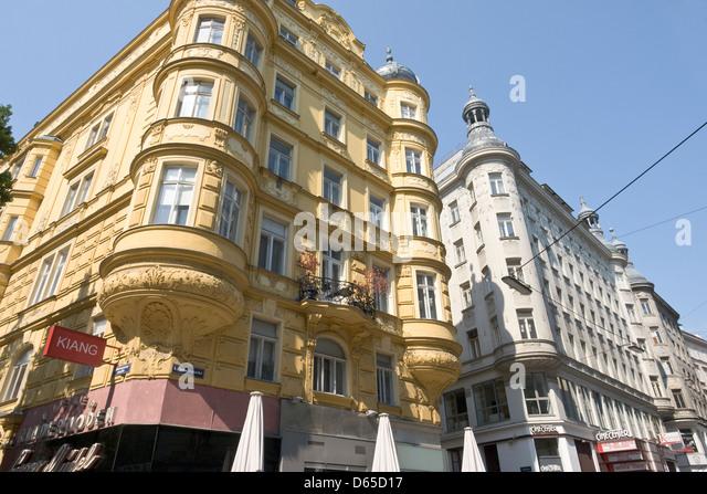 Fleischmarkt stock photos fleischmarkt stock images alamy for Designer apartment vienna