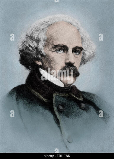 a biography of nathaniel hawthorne an american writer Nathaniel hawthorne additional biography  hypersensitive writer had an iron will which  considered one of the greatest american writers, nathaniel hawthorne.