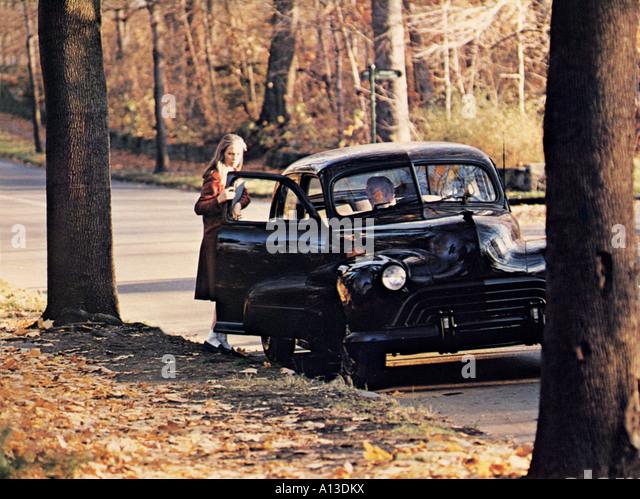1970 car stock photos 1970 car stock images alamy for Compact mercedes benz crossword