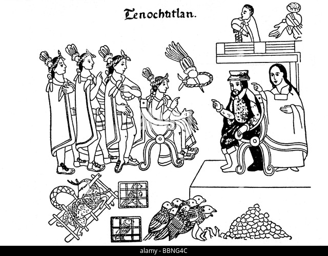 how to become emperor of technotitlan in the aztecs