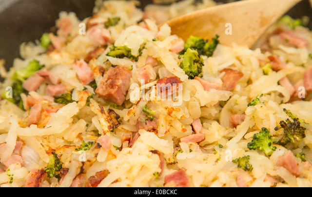 Hash Brown Potatoes Stock Photos & Hash Brown Potatoes ...