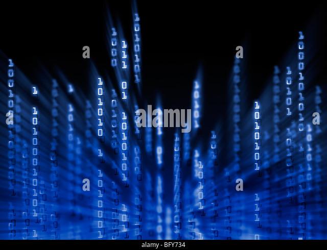 Binary digits in c