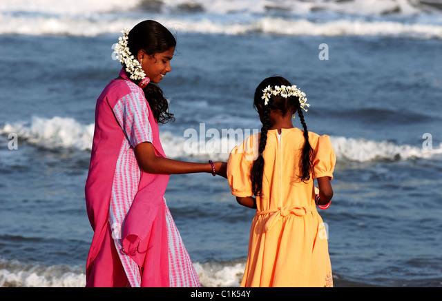 Pondicherry girls