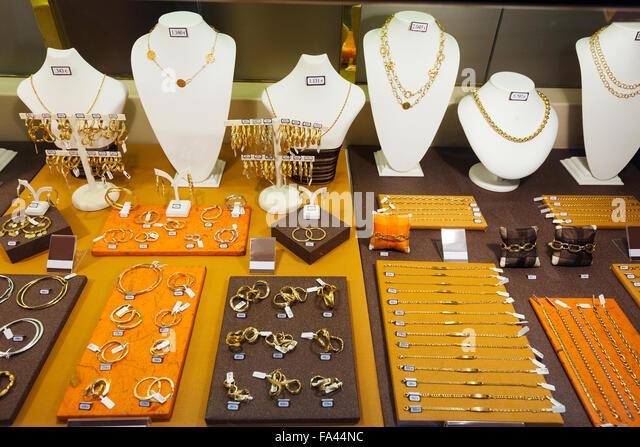 Jewelry Exhibition Stock Photos & Jewelry Exhibition Stock ...