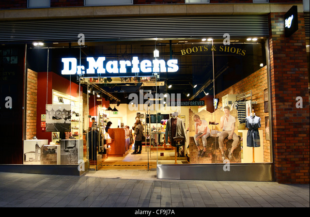 dr martin shoes store near me