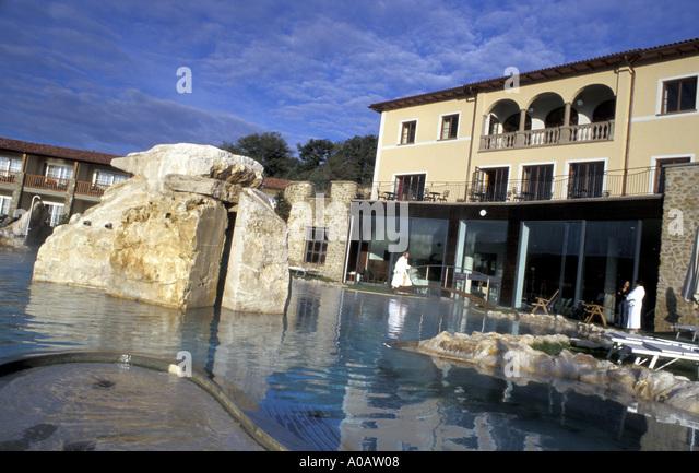 Adler spa stock photos adler spa stock images alamy - Bagno vignoni hotel adler ...
