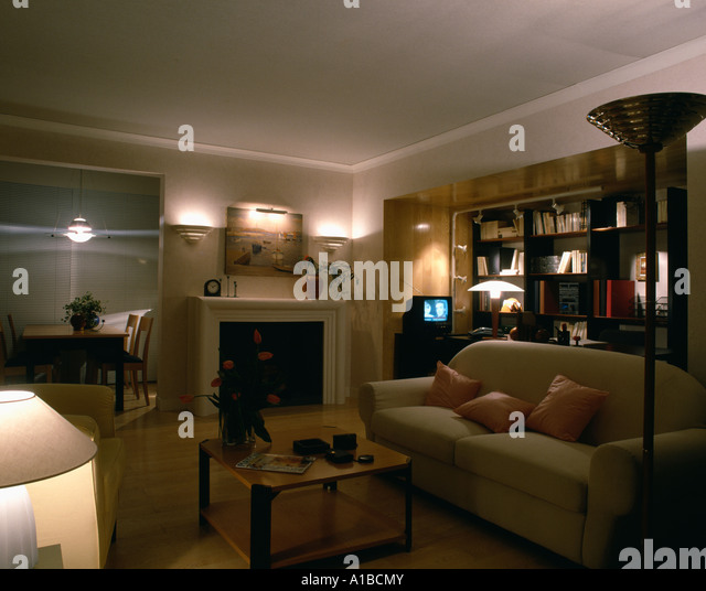living room uplighters uplighters stock photos amp uplighters stock images alamy 10672