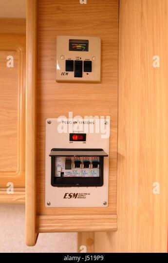 Caravan Battery Stock Photos Amp Caravan Battery Stock
