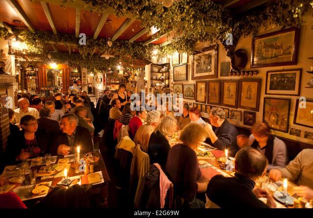 Rue De Gand Restaurant Biere