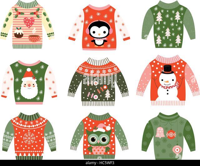 Ugly Christmas Sweater Stock Photos & Ugly Christmas Sweater Stock ...