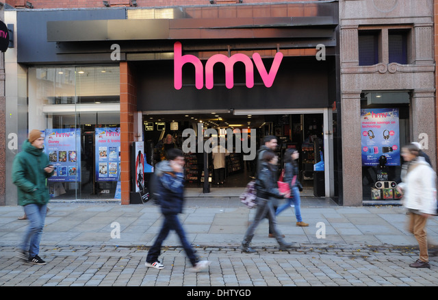 hmv market environment Political influence for hmv's external environment and the record industry is in the form of  hmv is a market leader in the music and  the writepass journal.