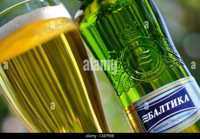 baltika beer how to open
