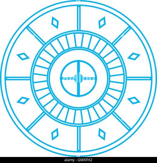 online casino roulette pattern
