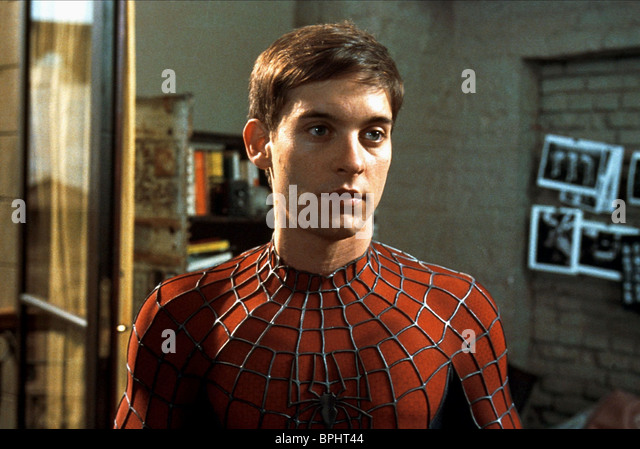 Tobey maguire black spiderman - photo#25