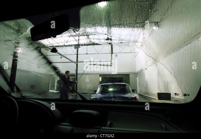 Drive Through Car Wash South Beach