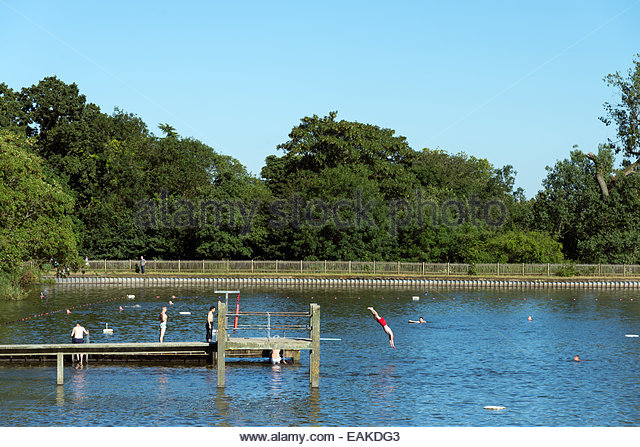 Hampstead Pond Men 39 S Stock Photos Hampstead Pond Men 39 S Stock Images Alamy