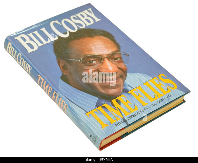 [4-7] Time Flies by Bill Cosby (1987, Hardcover)