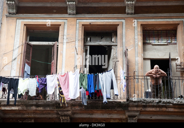 Cuban life stock photos cuban life stock images alamy for Balcony sessions