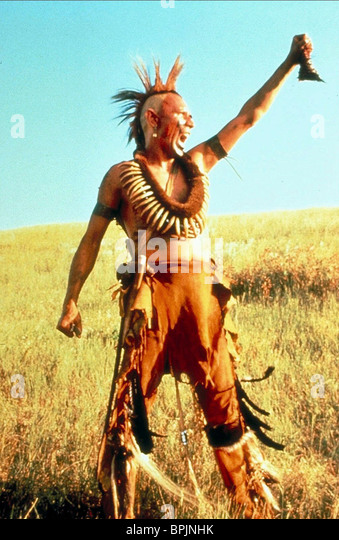 conflict in dances with wolves Compare dances with wolves (costner film version) with the searchers (john ford film version) compare dances with wolves (costner film version) with the searchers (john ford film version).