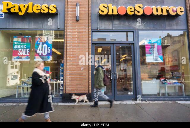 Lima Mall Shoe Store