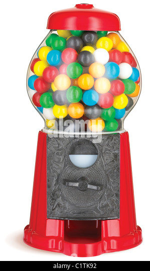 Bubble Gum Machine Stock Photos & Bubble Gum Machine Stock Images ...