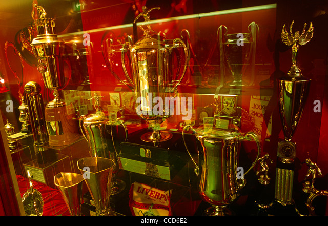 Trophy Cabinet Stock Photos Images Alamy
