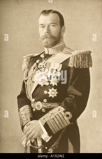 what role did nicholas ii play in his own downfall essay The fall of the romanovs the february revolution of 1917 resulted in abdication of nicholas ii in favor of his brother turning their guns on their own.