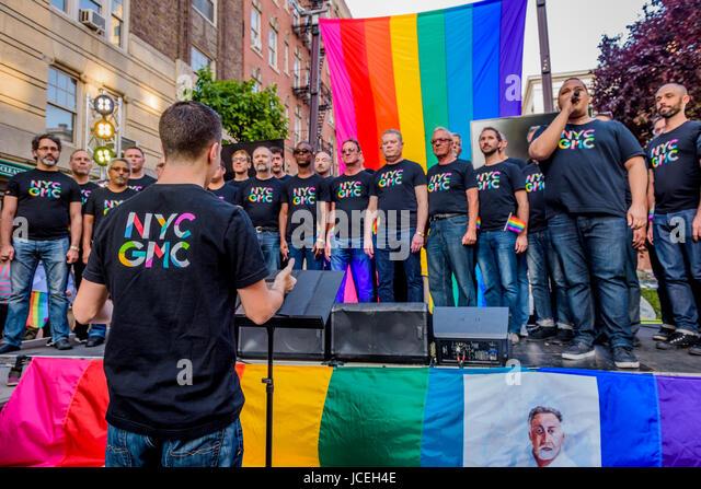 Organized sports gay new york