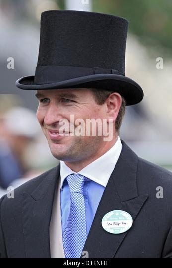 Ascot United Kingdom  City new picture : Ascot, United Kingdom, Peter Phillips, son of Princess Anne ...