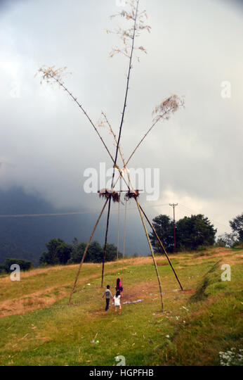 Dashain stock photos dashain stock images alamy for Swingvillage