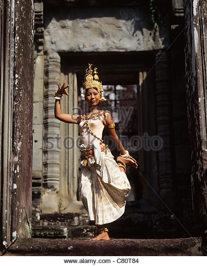 Traditional Dress Costume Cambodian Stock Photos ...