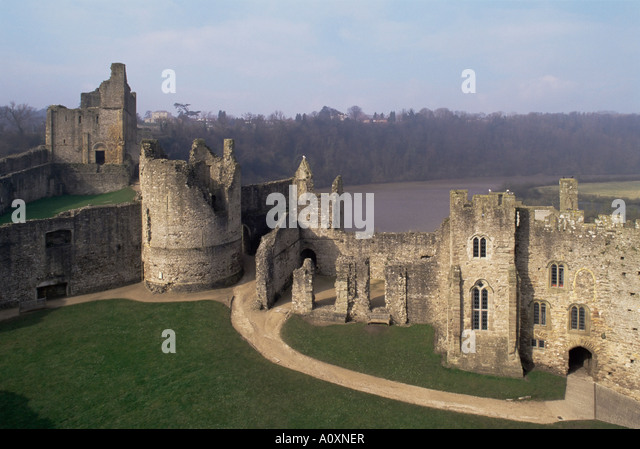 Chepstow United Kingdom  city photos : Chepstow Castle Stock Photos & Chepstow Castle Stock Images Alamy