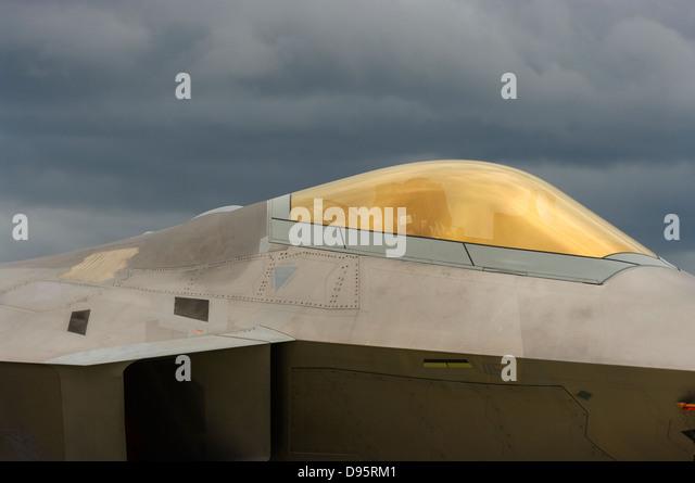 A close up of US Air Force Lockheed Martin/Boeing F-22 Raptor beneath & F 22 Raptor · Lockheed Martin Stock Photos u0026 F 22 Raptor ...