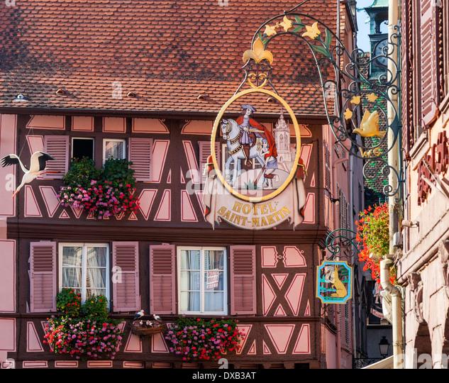 Hotel St Martin Colmar France